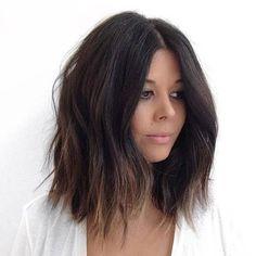 New Bob Haircuts 2019 & Bob Hairstyles 25 Bob Hair Trends for Women - Hairstyles Trends Summer Haircuts, Bob Haircuts For Women, Long Bob Haircuts, Short Bob Hairstyles, Long Bob Haircut With Layers, Hairstyles 2018, Fall Hair Cuts, Short Hair Cuts, Blonde Lowlights