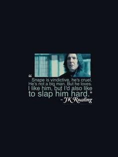 Long live J.K. Rowling!