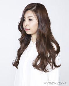 Itsuka Bold Wave 이츠카 볼드 웨이브 Hair Style by Chahong Ardor