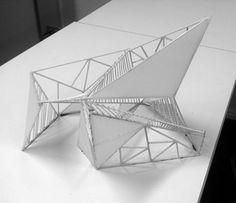 maquetas de arquitectura con espacios - Buscar con Google