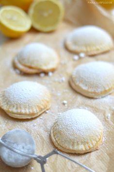 ♥ Ravioli mit Zitronen-Ricottafüllung {ja mei, die gehen ja auch süß!} | fabulous