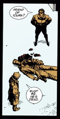 Hellblazer. John Constantine