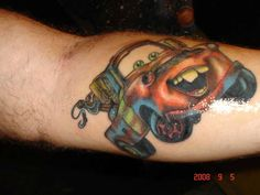 Awesome Mater tattoo!