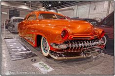 Vintage Cars, Antique Cars, Mercury Cars, Lead Sled, Pinstriping, Bugatti Veyron, Kustom, Hot Cars, Custom Cars