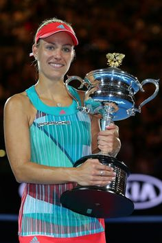 Angelique Kerber Photos - 2016 Australian Open - Day 13