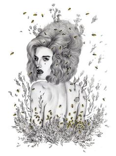Queen Bee by Kate Powell