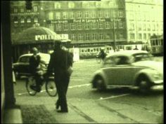 ▶ Østerbro, København 1963 - YouTube Copenhagen Denmark, Old World Charm, Good Old, My World, Old Photos, Art Photography, Nostalgia, Street View, History