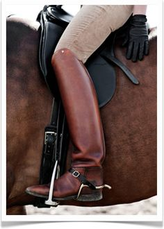 .equestrian style