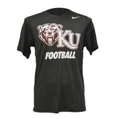 KU Football tshirt