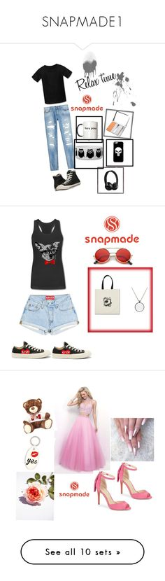 """""""SNAPMADE1"""" by esmalapandic ❤ liked on Polyvore featuring Dolce&Gabbana, Converse, Beats by Dr. Dre, men's fashion, menswear, beauty, Blush, Botkier, Gucci and Vans"""