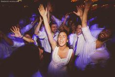 14 fotos de fiesta que amamos en el 2014 #bride #groom #dance #novia #novio #baile #cotillon  #uruguay #boda #wedding #fun