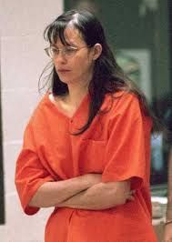 "Andrea Yates drowned her 5 children in the family bathtub to ""save them from Satan"" and ""send them to Heaven."" Awful, disgusting creepy. Then she became famous for it, because of course, America is insane."