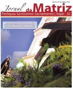 Jornal da Matriz Santíssimo Sacramento de Itajai