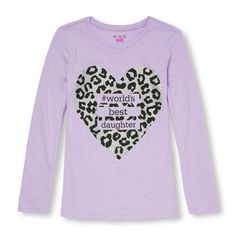 01fcad0d Kids Clothes & Baby Clothes | The Children's Place | Free Shipping*. Purple T  ShirtsChildren's ...