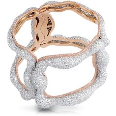 Gypsy Diamond Bangle - Faberge