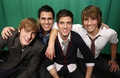 Ok!  I admit...I watch BTR even when Nam & Ethan aren't here!!  They're funny...& looking at Kendall & James makes me happy!  LOL  ;)
