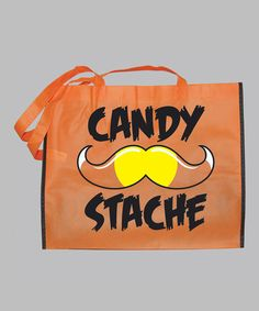 'Candy Stache'  - or put on a tshirt
