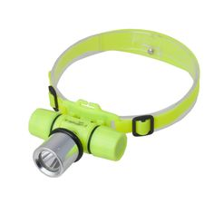 uxcell Diver Diving LED Headlamp Swimming Waterproof Headlight Torch Lamp Dive Light 3 Modes >>> Want to know more, click on the image.