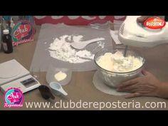 Buttercream con Merengue en Polvo | Club de Reposteria