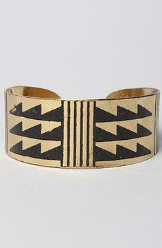 tribal cuff