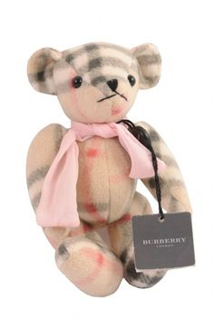 Burberry Bear: Price £29.95 inc. FREE Shipping in UK