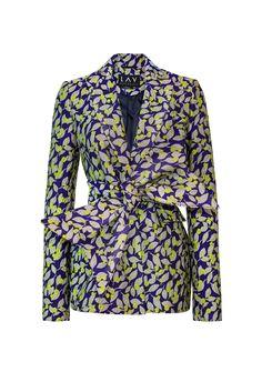 Jacquard leaf pattern blazer – MOLO7 Blazers, Pattern, Jackets, Men, Design, Fashion, Down Jackets, Moda, Fashion Styles