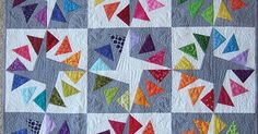 Flying Geese Quilt Pattern Free