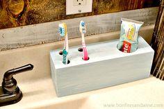 Bathroom Remodel {on a budget}