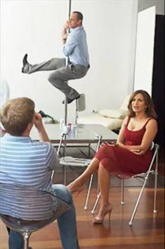 Mariska Hargitay & Christopher meloni pole dancing❤❤❤❤ #CoCoStabler