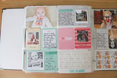 Pages by Kristina Proffitt featuring the Jade Edition.
