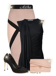 Pink and Blake by aishaelsumeri on Polyvore featuring polyvore, fashion, style, Alexander McQueen, Jane Norman, Ted Baker, ZALORA, FOSSIL, River Island and clothing