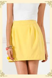 Daffodil Skirt #FrancescasCollections