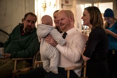 This baby has been known to eat a whole pastrami sandwich from Katz's deli in under a minute. Blended though. THE JIM GAFFIGAN SHOW premieres on July 15, 2015 at 10/9C on TV Land. Click to watch a sneak preview of this new comedy starting Jim Gaffigan.