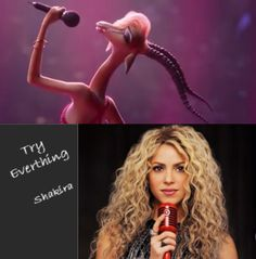 5KPlayer download Shakira Try Everything