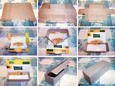 cereal box upcycling 7