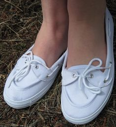 White Rue 21 Shoes, Tennis Style Casual Flats