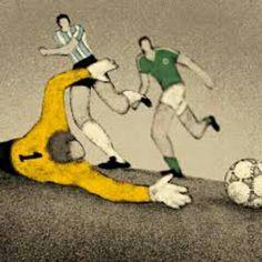 1986 World Cup Final art.
