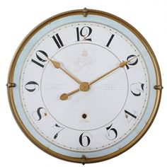 Uttermost Torriana Wall Clock