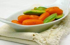 Seleta de legumes ao mel | Panelinha - Receitas que funcionam