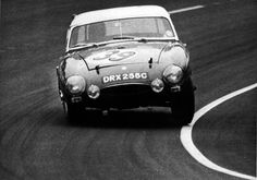 1965 Le Mans  MGB 11th o/a 4th in class , Hopkirk / Hedges