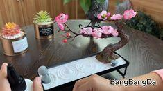 Pet Rocks Craft, Buda Zen, Houston Garden, Small Courtyard Gardens, Buddha Decor, Zen Room, Japon Illustration, Garden Birthday, Succulent Arrangements