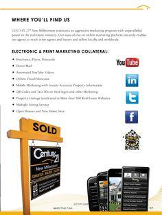 Listing Presentation Marketing Program. Page 17