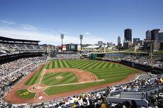 PNC Park - Pittsburgh