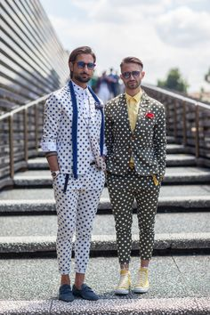 yourstyle-men: wgsn: More coordinated pairings outside the Pitti Uomo trade show in Florence Szymon Brzóska for WGSN street shot, Pitti Uomo S/S 15 Style For Men on Tumblrwww.yourstyle-men.tumblr.com VKONTAKTE -//- FACEBOOK -//- INSTAGRAM