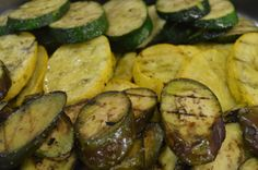 Fresh Kiawe Grilled Vegi's Zucchini, Catering, Grilling, Hawaii, Fresh, Vegetables, Food, Catering Business, Gastronomia