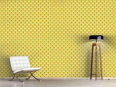 Design #Tapete Siebzig Blumen
