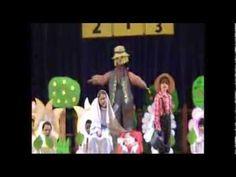 Villancico: El Jardín de la Navidad Flufli 1º de Primaria 2012 - YouTube