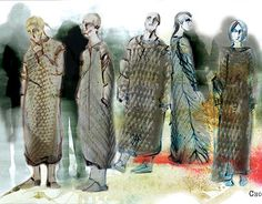 """Check out new work on my @Behance portfolio: """"Antigone by Sophocles Costume design"""" http://be.net/gallery/47465627/Antigone-by-SophoclesCostume-design"""