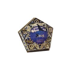 Hondeydukes' Chocolate Frog Candy (285 MXN) ❤ liked on Polyvore featuring harry potter, fillers, food, hogwarts, hp, quotes, text, phrase, saying and effect