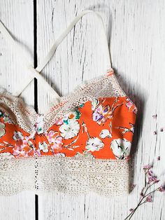 Intimately Phoenix Rising Soft Bra at Free People Clothing Boutique
